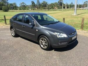 2005 Ford Focus LS CL Grey 5 Speed Manual Hatchback West Gosford Gosford Area Preview