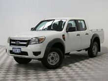 2010 Ford Ranger PK XL (4x2) White 5 Speed Automatic Dual Cab Pick-up Jandakot Cockburn Area Preview