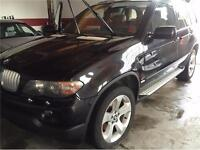 2005 BMW X5 4.4i   LUXURY SUV  AT IT'S FINEST!  (EXCELLENT!)