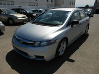2010 Honda Civic Sedan DX ,Certified & E-Tested