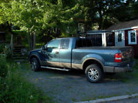 2004 Ford F-150 cuir Camionnette