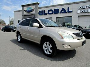 2004 Lexus RX 330 4WD LEATHER SUNROOF