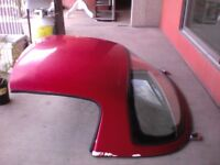 MIATA HARD TOP ALMOST PERFECT CONDITION MUST SELL