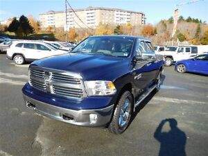 2013 DODGE RAM 1500 BIG HORN CREW 4x4