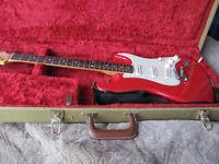 Fender Strat , Mark Knopfler style electric guitar