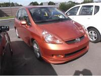 2007 HONDA FIT, 110000KM, AIR, GR.ELECT $4995