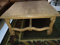 William-Switzer One-of-a-Kind Coffee Table