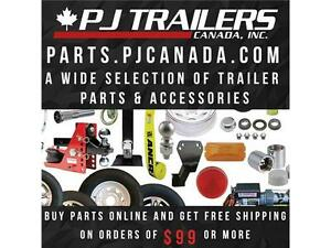 Trailer Parts & Accessories - FREE SHIPPING ON ORDER $99 AND UP!