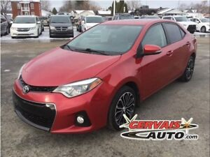Toyota Corolla S Toit Ouvrant A/C MAGS *Insp compl** 2014
