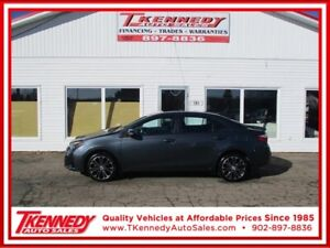 2015 TOYOTA COROLLA SPORT W/ BLUETOOTH/ SUNROOF/BACK UP CAMERA