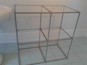Modular Shelving,  Mid- Century MODERN, UNDER  1/2 PRICE