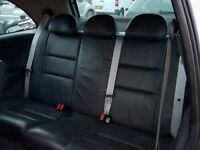 Corsa c 2005 3 door silver seat belts front and rear 07594145438