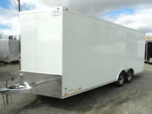 2017 new 24' Aluminum Cargomate Enclosed Cargo Trailer