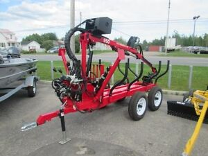 2017 MACHINERIES AB CHARGEUSE 950L