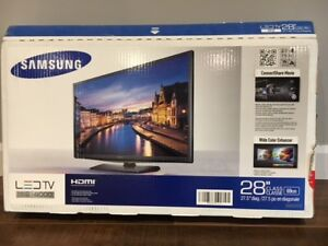 "Télé Samsung HDTV 120Hz 28"""