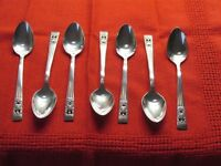 For sale Tea Spoons