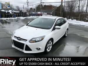 2014 Ford Focus Titanium STARTING AT $138.33 BI-WEEKLY