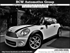2013 MINI Cooper Automatic Low Km Certified SOLD!...$16,995.00