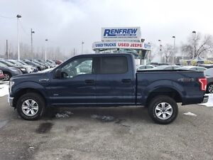 2016 Ford F-150 4WD SuperCrew 145 XLT ECOBOOST