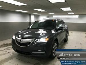 2015 Acura MDX Navigation Package SH-AWD