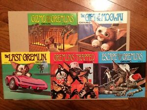 Gremlins read along records