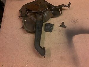1973 THRU 1979 FORD BRONCO TRUCK E BRAKE PEDAL ASSEMBLY