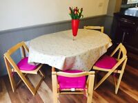 *** Single room (double size) , freshly painted, 2 min from Poole hospital, patio ***