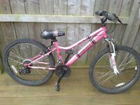 apollo recall childs mountain bike