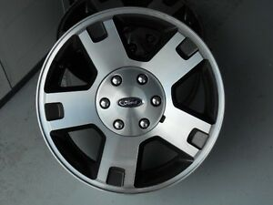 Wanted Ford F-150 fx4 wheels and centre caps. Individual or sets