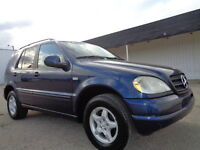 2000 Mercedes-Benz M-Class 320  SPORT PKG-NAVI-SUNROOF-LEATHER