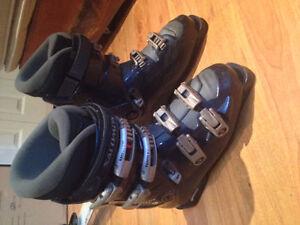 Ski boots size 8 men