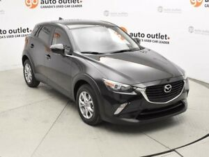 2017 Mazda CX-3 GS 4dr All-wheel Drive Sport Utility Vehicle