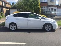 Toyota Prius T-SPIRIT 60 REG WHITE Full Toyota History HPI CLEAR BARGAIN £8,495 PCO DONE 22nd July
