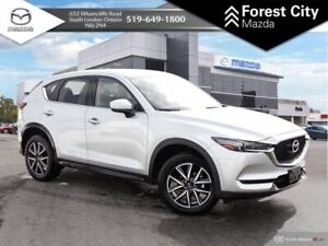 2018 Mazda CX-5 | GT | Leather | Moonroof | Heated Seats