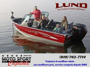 2018 Lund Boat Co 1775 impact sport