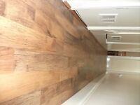 FREE 125 m2 of wood-effect vinyl flooring - NOT INDIVIDUAL FLOORBOARDS
