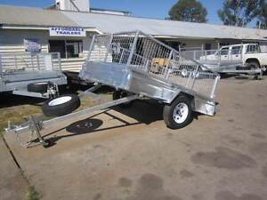 BRAND NEW BOX TRAILERS AT WAREHOUSE PRICES QUALITY BOX TRAILERS Maryborough Fraser Coast Preview