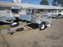 BRAND NEW BOX TRAILERS BEST PRICE BEST QUALITY BEST RANGE Maryborough Fraser Coast Preview