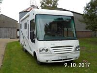 Niesmann Bischoff Flair 6700 TAi 6 Berth Motorhome For Sale