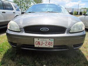 2005 Ford Taurus SE Sedan,Lic & Inspected
