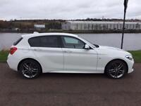 2015 15 BMW 1 SERIES 2.0 120D XDRIVE M SPORT 5D AUTO 188 BHP DIESEL