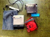 Sony MZ-N10 Minidisc recorder