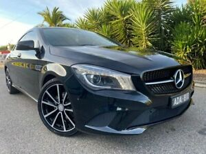 2014 Mercedes-Benz CLA200 CDI 117 200 CDI Black 7 Speed Automatic Coupe Hoppers Crossing Wyndham Area Preview