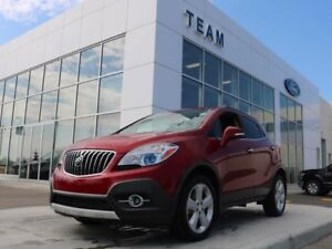 2016 Buick ENCORE Convenience, 1.4L I4 Turbo, AWD, Nav, One Owne