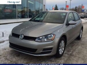 2015 Volkswagen Golf 1.8 TSI Trendline Heated Seats Touchscreen