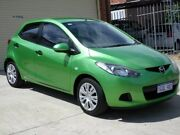 2009 Mazda 2 DE10Y1 Neo Green 5 Speed Manual Hatchback Mount Lawley Stirling Area Preview