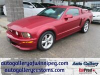 2007 Ford Mustang GT Cali Special