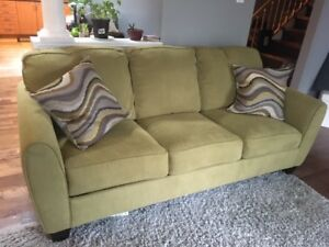 Sofa w/ full size PULL OUT BED for sale