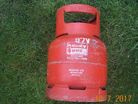 Propane 3.9 kg empty bottle, £16. Collect fron Pontardawe SA8..
