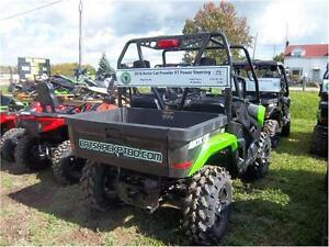 16 ARCTIC CAT PROWLER 700 XT DEMO! NEW PRICE! 4 TO CHOOSE FROM! Peterborough Peterborough Area image 2